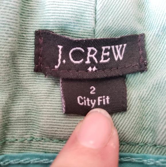 J. Crew Pants - J. Crew City fit shorts